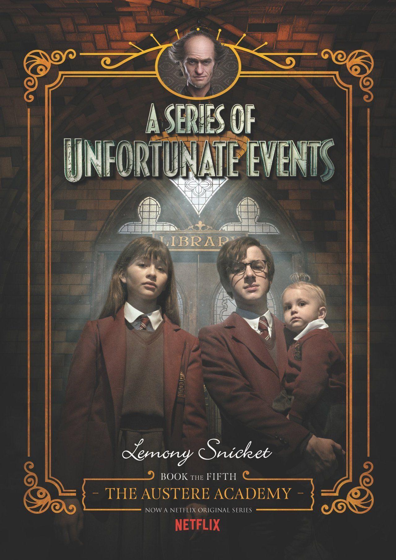 New Book Covers Com Imagens Desventuras Em Serie Netflix