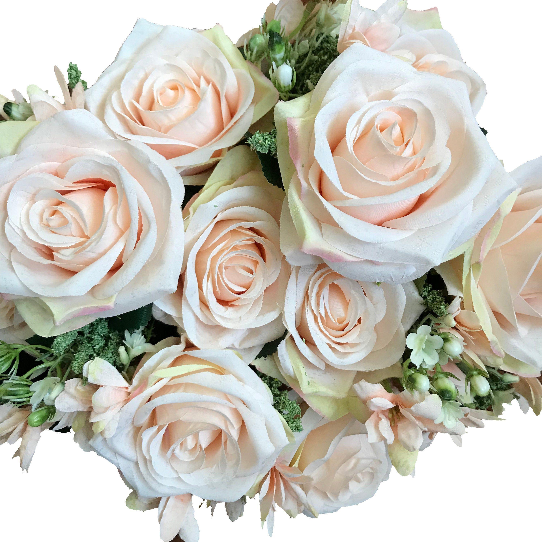 Dalamoda Artificial Flowers Silk Rose Flowers Silk Flower Rose Etsy Silk Roses Silk Flowers Diy Silk Flowers Wedding