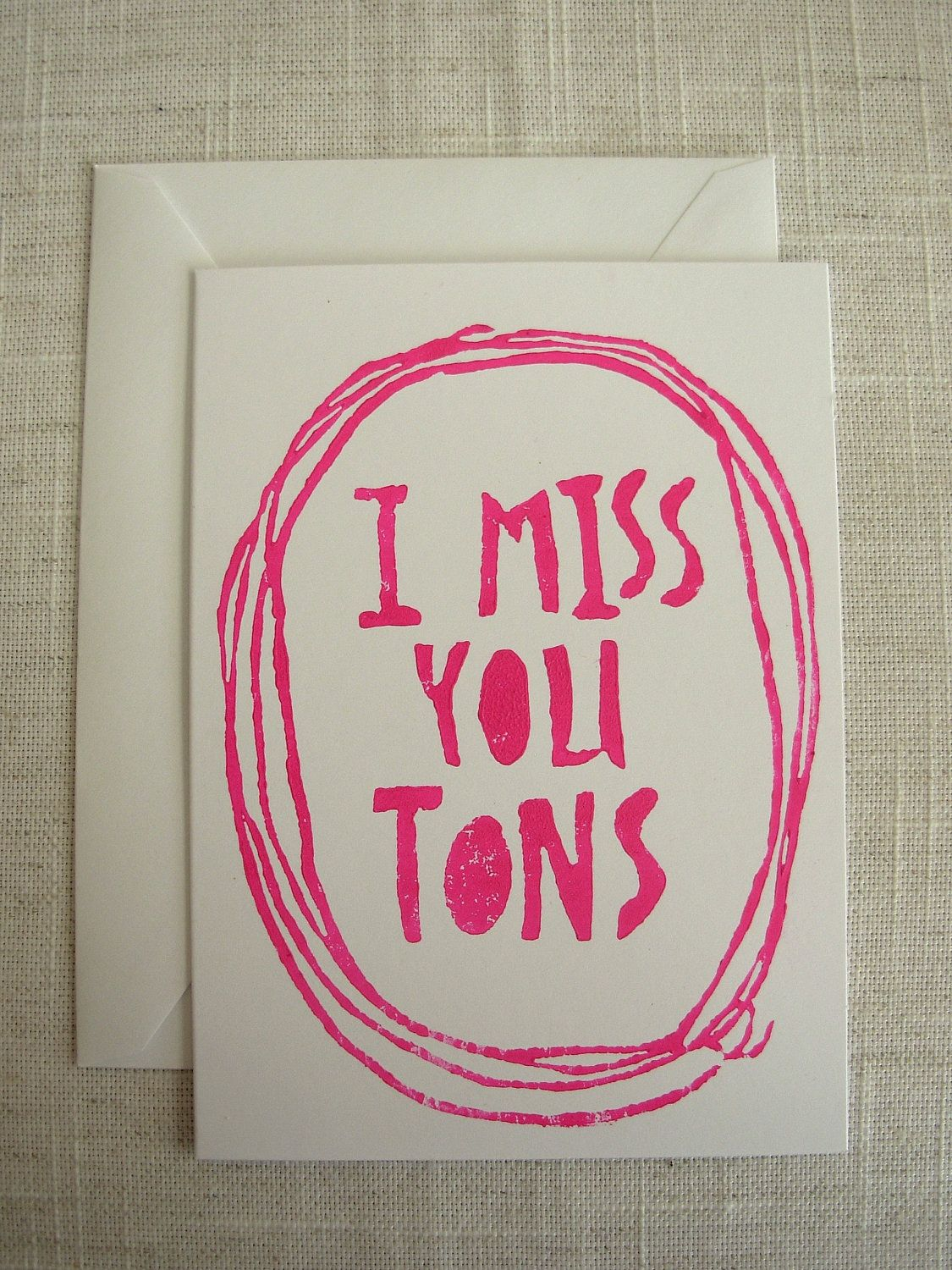Missing you tons quotes