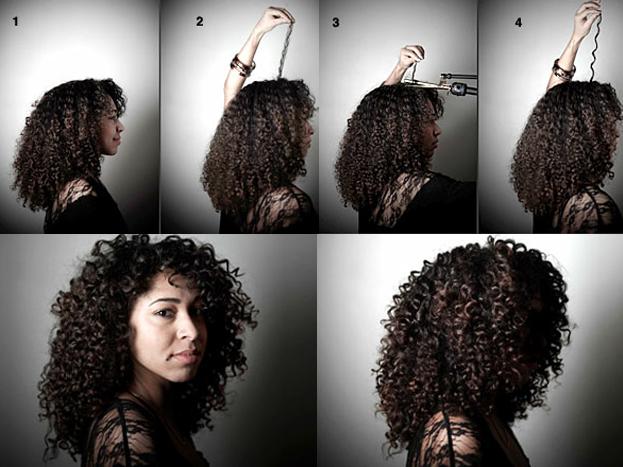 45+ Diy haircut curly hair trends