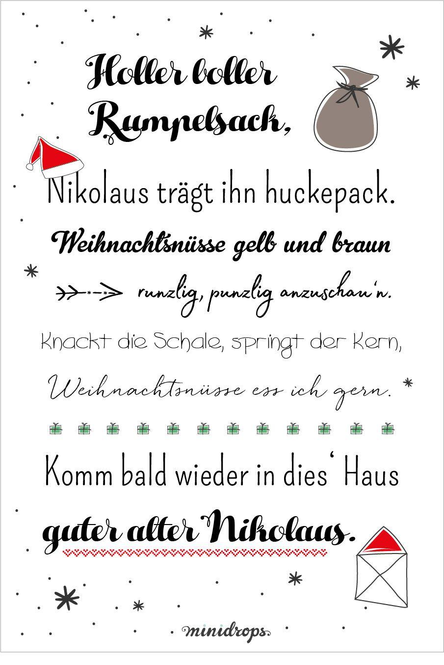 Happy Nikolaus! #nikolausgeschenk