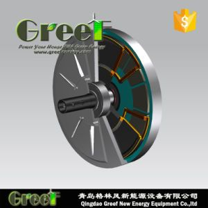 1kw coreless permannet magnet generator with wind energy for Arredamento made in china