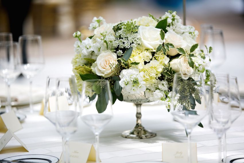 Traditional Catholic Ceremony + Romantic, Tented At-Home