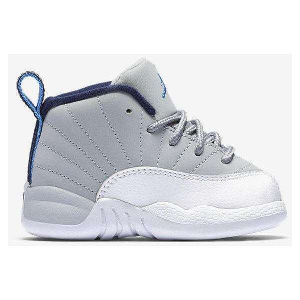110b94047490 Air Jordan Retro 12 (2c-10c) Infant Toddler Shoe. Nike.com ( 60) ❤ liked on  Polyvore featuring kids