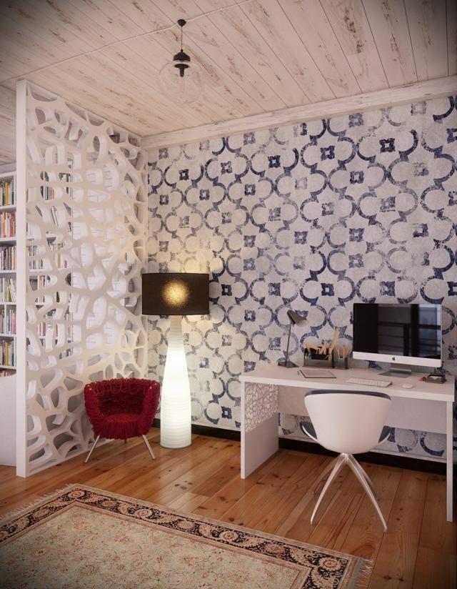 Muster Marokkan Stil Wand Streichen Schablone Home Office Deko