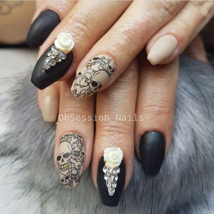 Pin by Ashley Conrad on Nails | Pinterest | Luminous nails and Nail nail