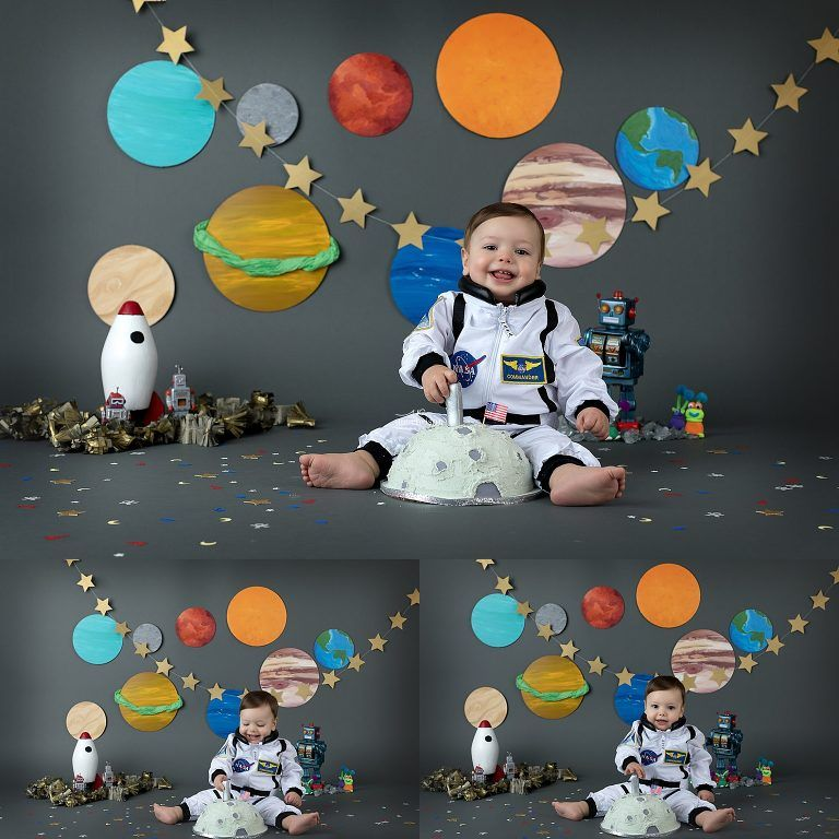 Out Of Space Cakesmash Child Photography Space Birthday Party Boy Birthday Parties Boy Birthday Party Themes