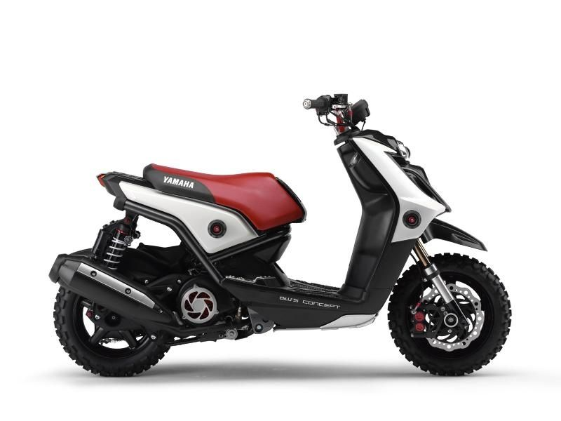 Tokyo Motor Show Yamaha Bws Concept Google 搜尋 Tokyo Motor