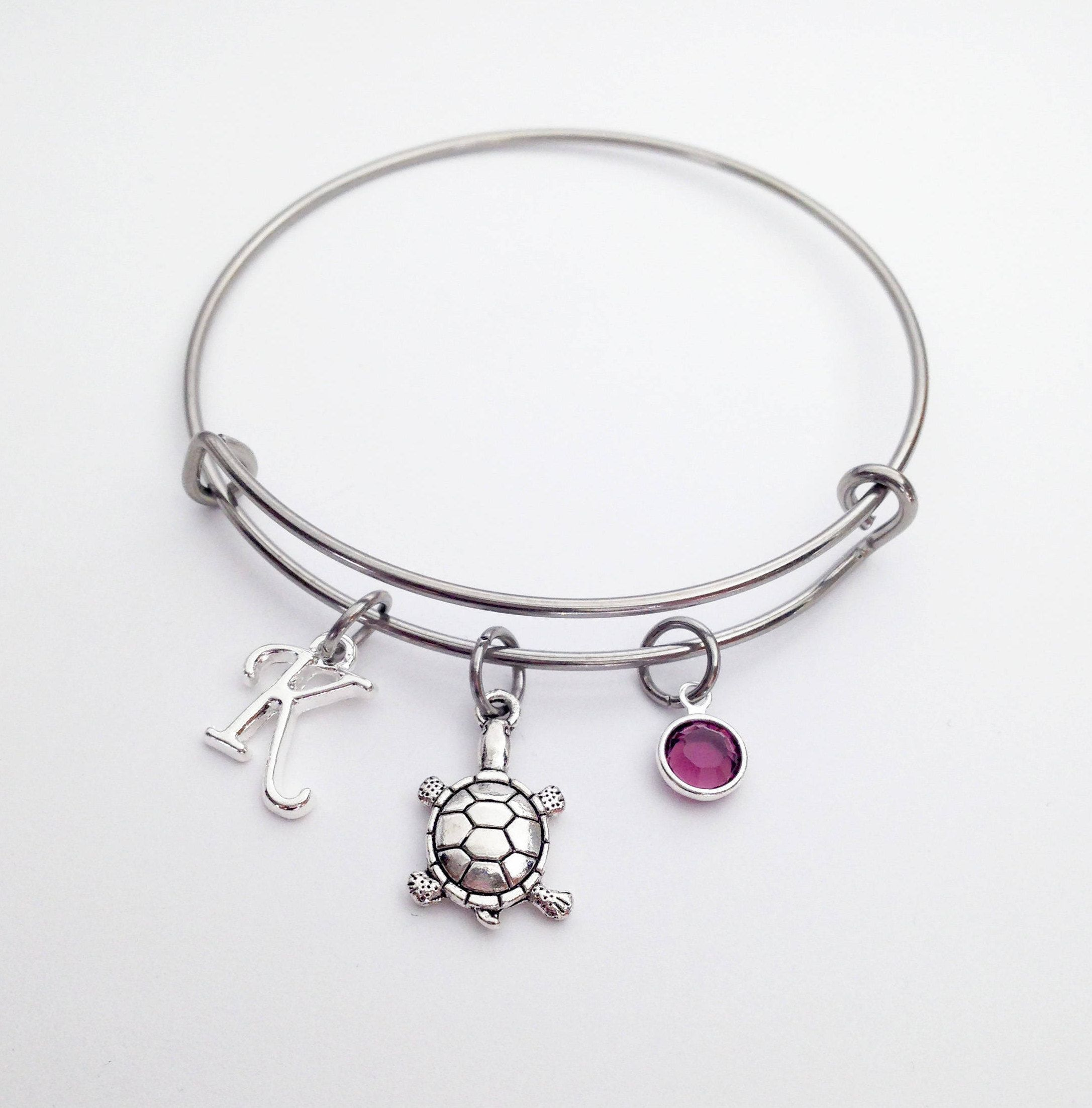 jewellery kxet ball layering p sterling turtle bracelet il silver stretch fullxfull
