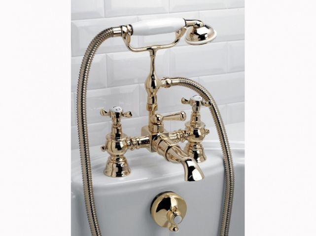 Les codes de la salle de bains rétro chic salle de bain