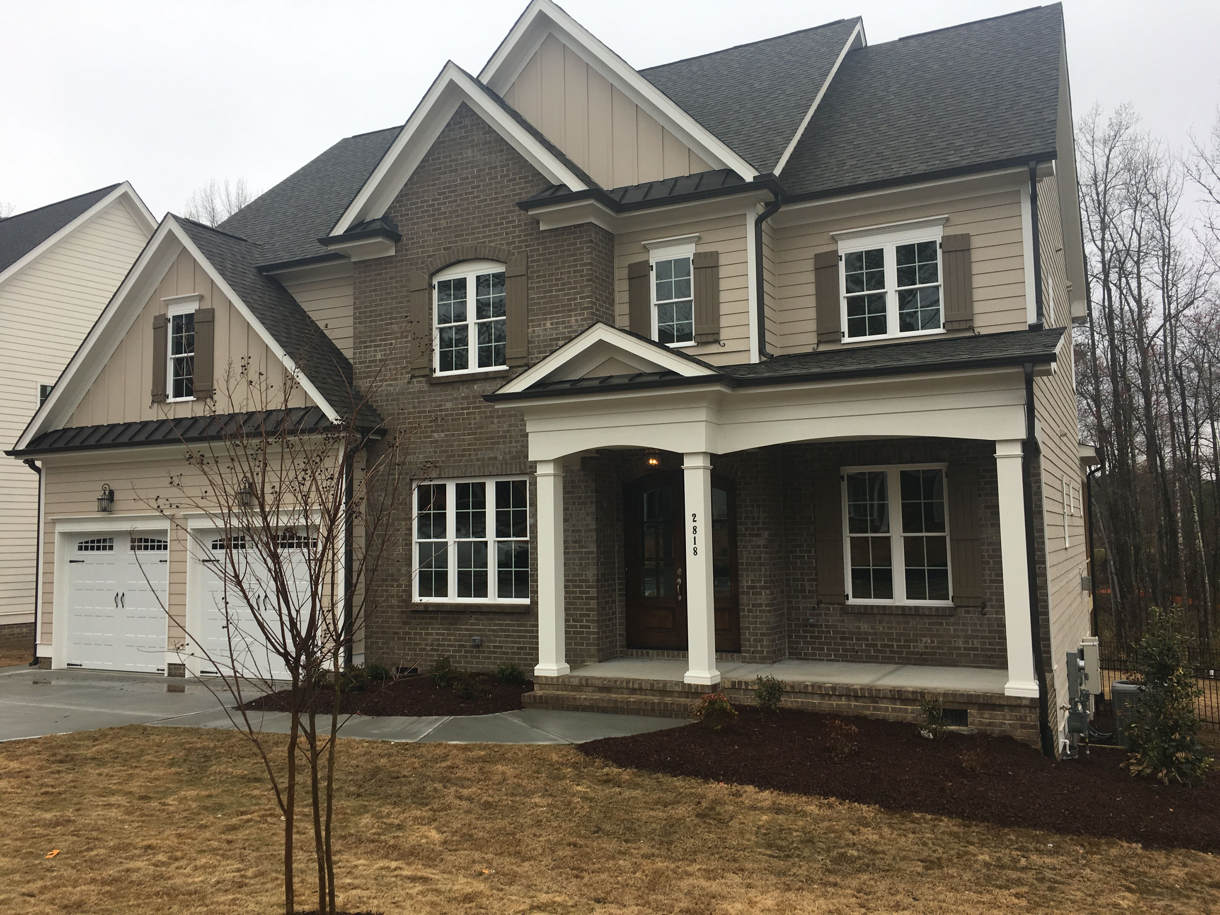 L And L Of Raleigh Built This Custom Sold Home In Bella Casa Apex House Styles House Mansions