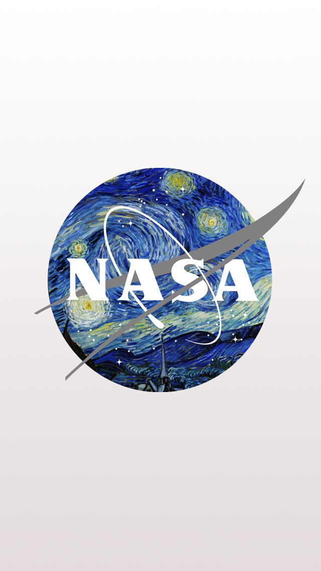 Nasa Logo Wallpaper Papel De Parede Wallpaper Wallpaper Legais
