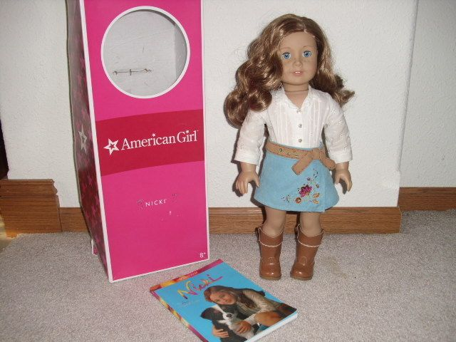 American Girl Molly McIntire BeForever Meet White Underwear Pantie For Doll Only