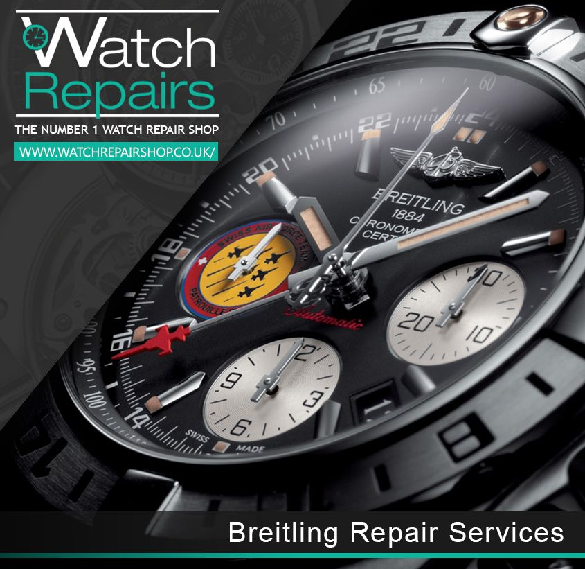 We are Watch-Repair-Shop and we offer Breitling Watch Repair Services in London and across the UK, we are pro experts repairing Breitling watches. For more information please visit http://www.watchrepairshop.co.uk ‪#‎WatchRepair‬ ‪#‎Breitling #Watch‬