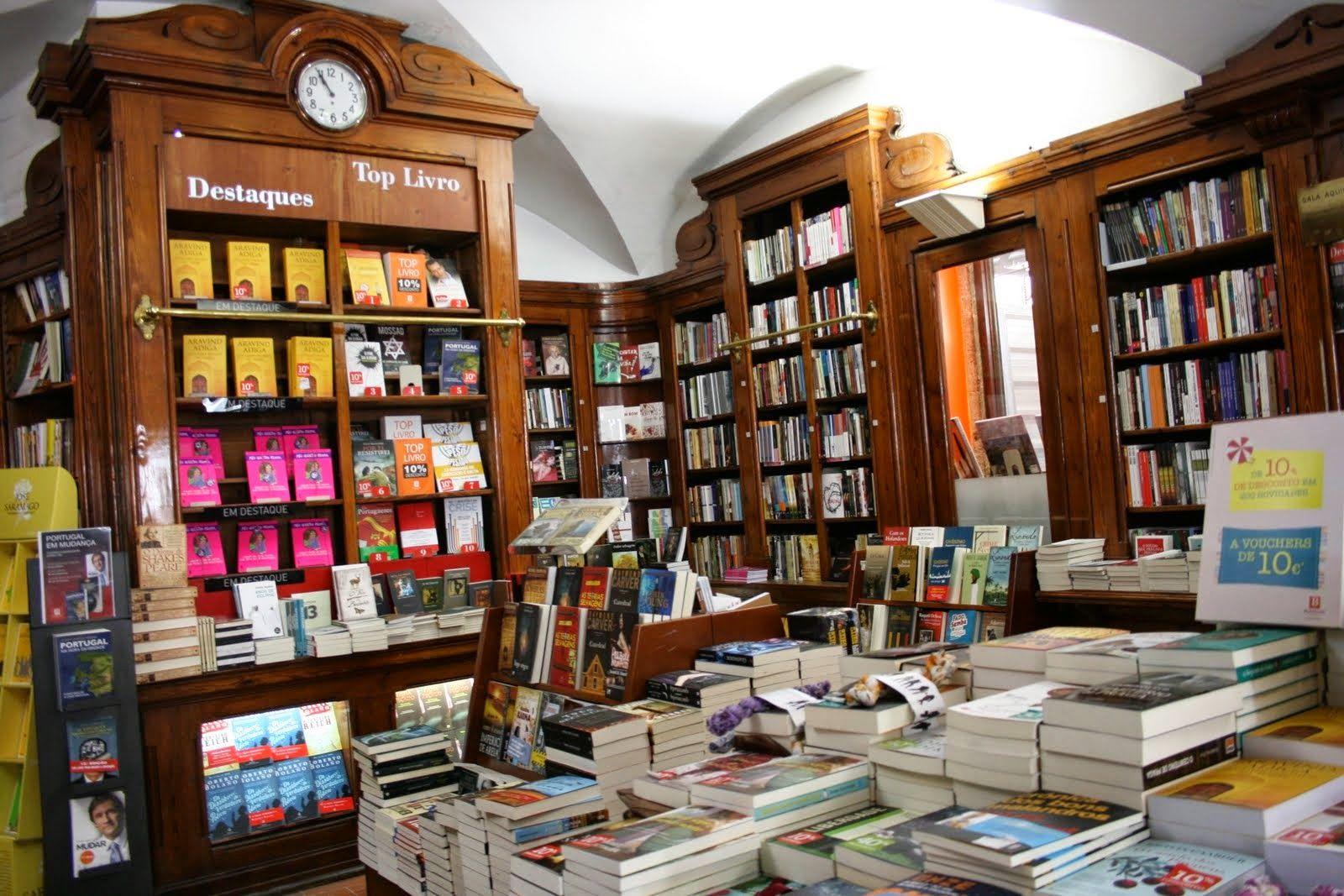 Livraria Bertrand - Chiado