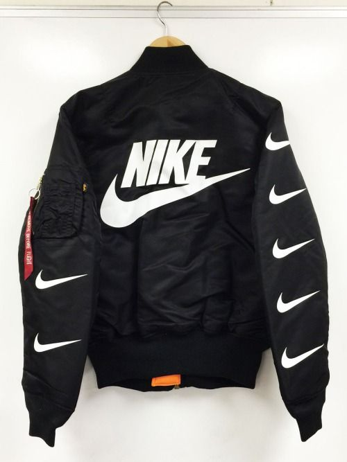 Exclusive design by SVPPLY   Nike. Coach style jacket Runs true to size  Size up for loose fit Unisex 8710c15465