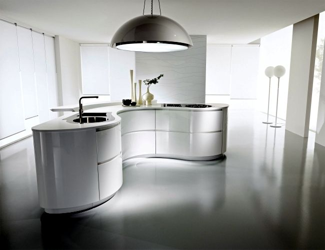19 Irresistible Modern Kitchen Islands That Will Make You Say Wow Contemporary Kitchen Cabinets Italian Kitchen Cabinets Modern Kitchen