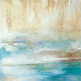 "Found it at Wayfair - ""Through the Mist I"" by Carol Robinson Painting Print on Canvas"
