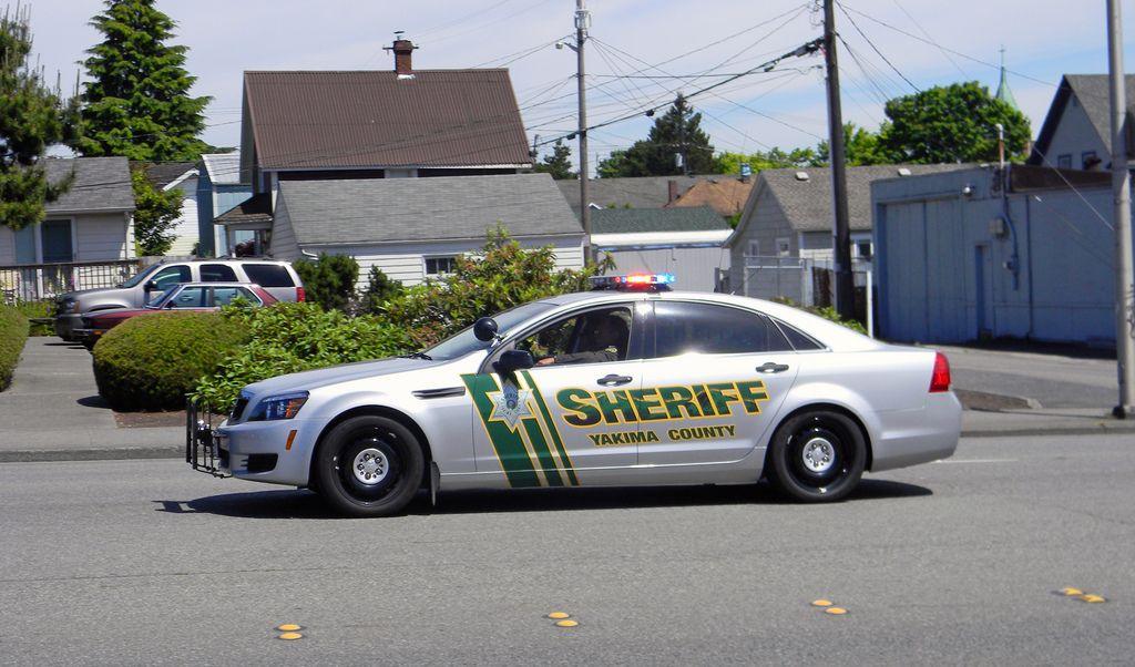 Yakima County Wa Sheriff 1 Chevy Caprice Police Cars Yakima