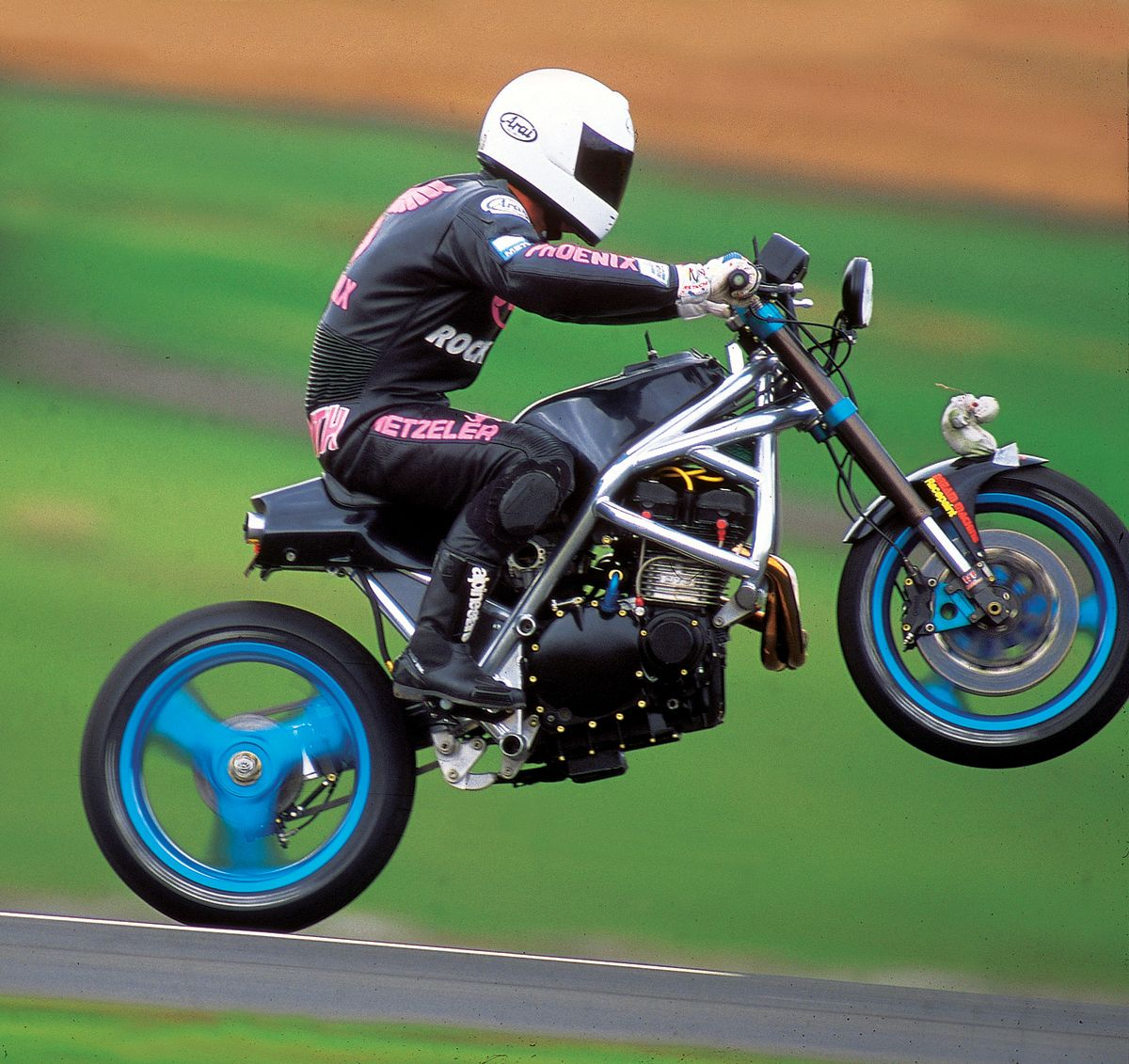 Turbo Harley Oil: Crazier Than A Polecat In A