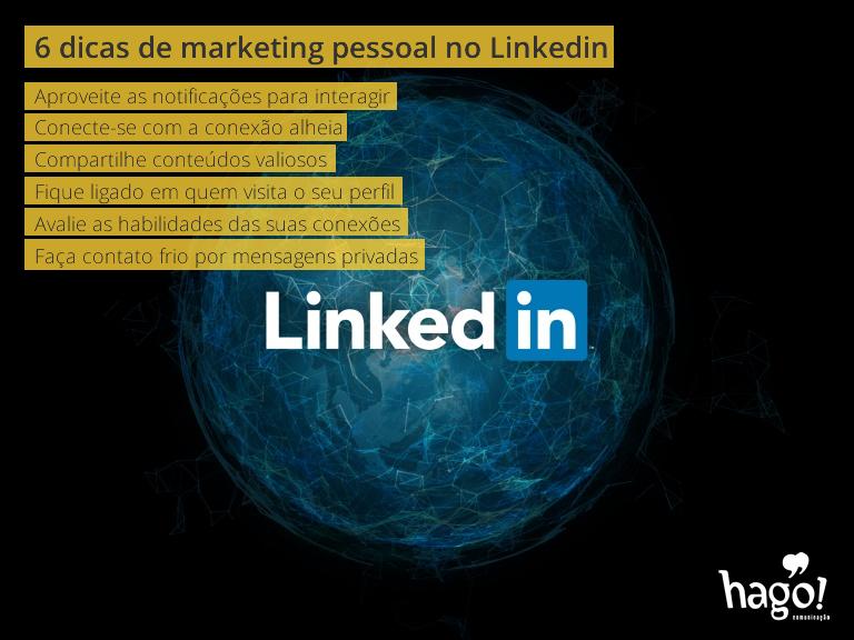 Marketing pessoal no Linkedin é TUDO! ;) http://bit.ly/1xedtC5