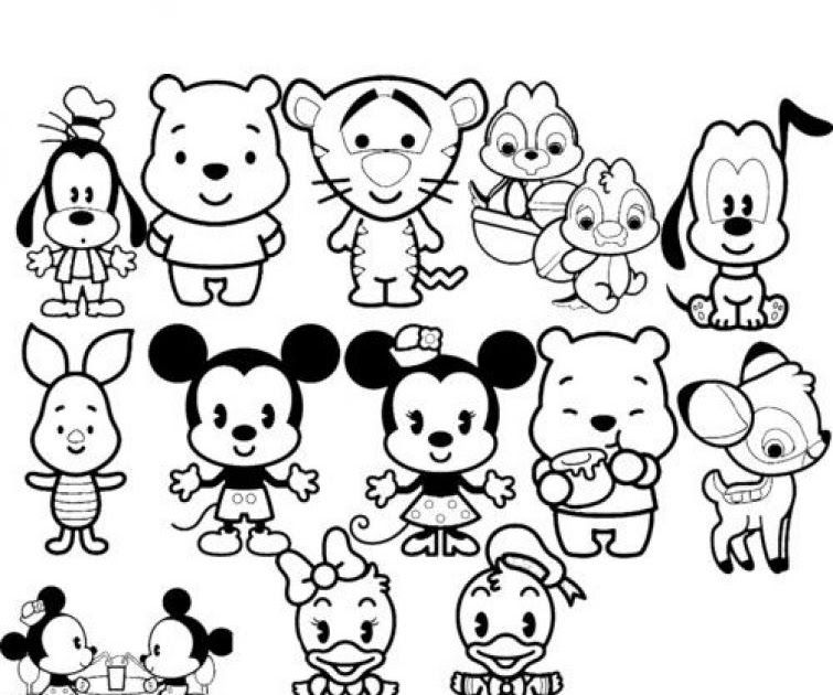 Grab This High Quality Disney Kawaii Coloring Page Free To Print Kawaii Coloring Pages Coloring Pages Monsters Doodle Coloring Page Disney Cuties Coloring P Di 2020