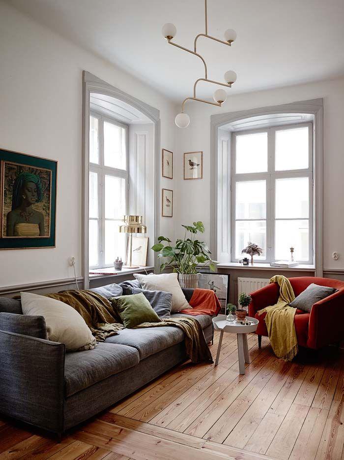 Kolme kotia - Three Homes   Kaksi mielenkiintoista kotia Hollanista ja tunnelmallinen joulukoti Ruotsista.           Vtwonen               ...
