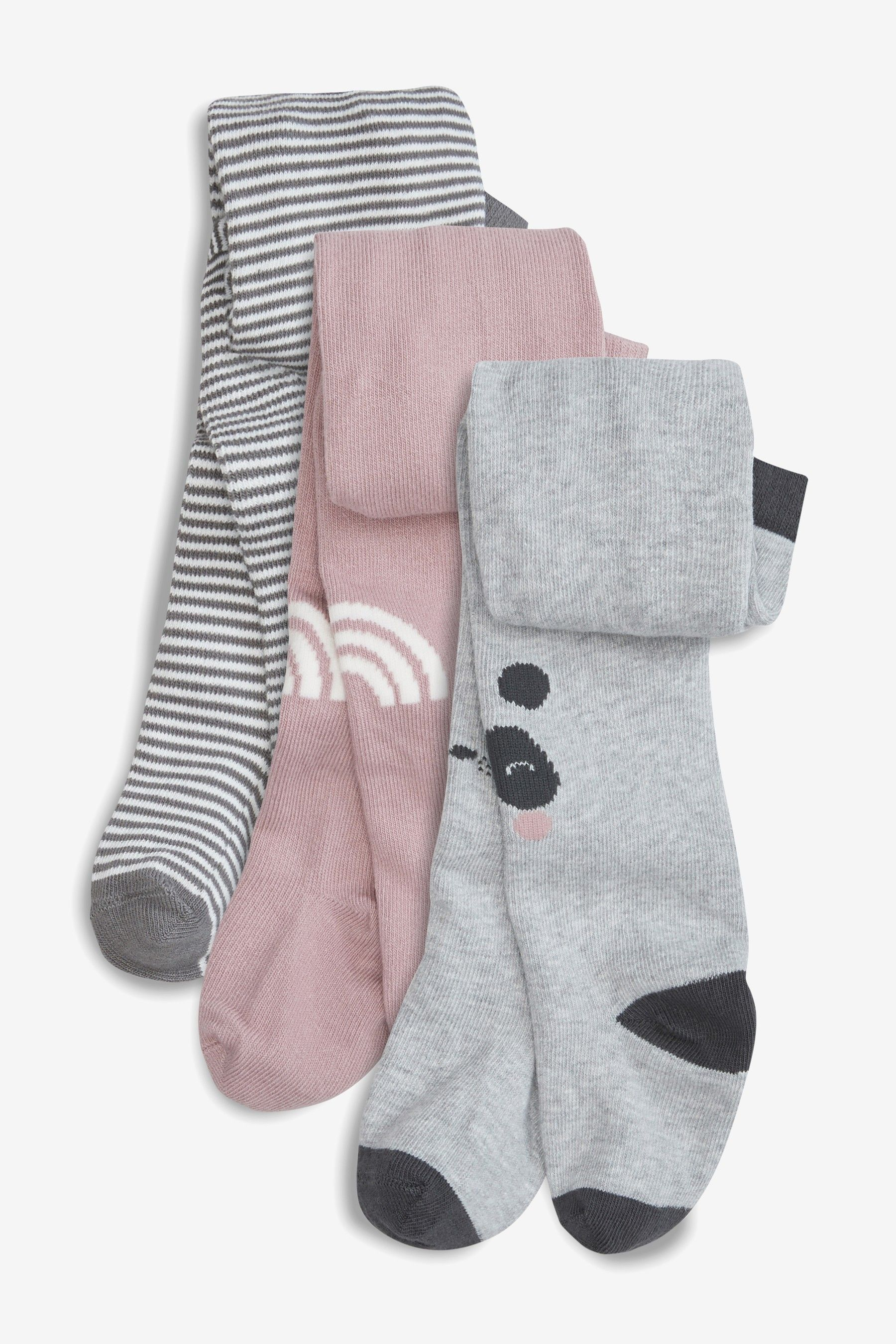 Pink Sets Mamas /& Papas Girls Socks