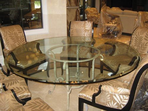Marco Island Glass Table Tops
