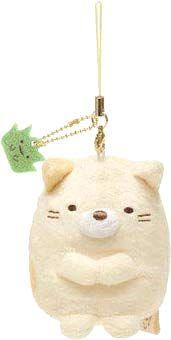 Sumikko Gurashi Neco Key Strap $6.00 http://thingsfromjapan.net/sumikko-gurashi-neco-key-strap/ #sumikko gurashi #san x #kawaii #cute Japanese stuff