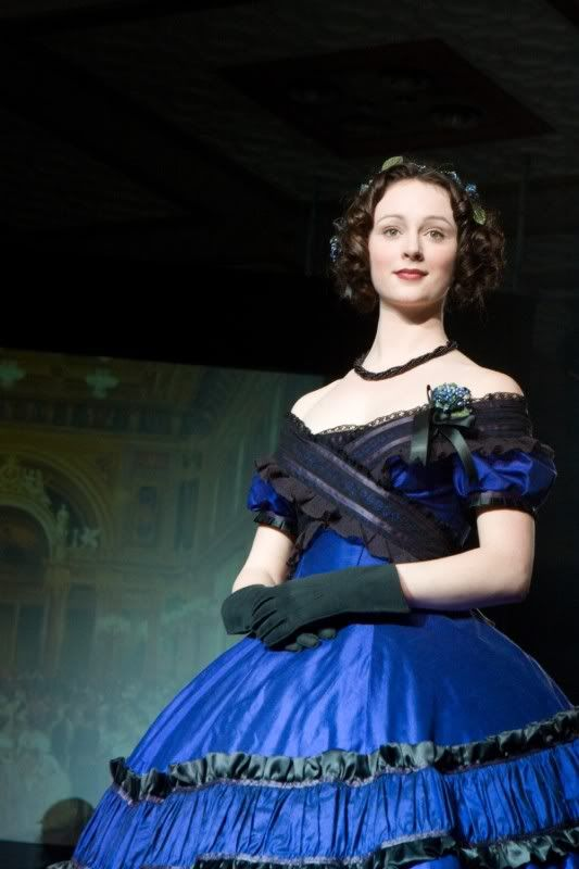 blue 1860's ballgown by Sarah McKinley | Costumes/Fan Girl ...