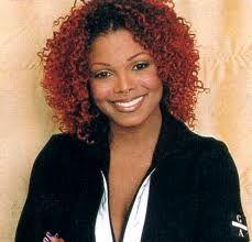 Janet Jackson Photo Velvet Rope Era Short Curly Hair Janet Jackson Curly Hair Styles