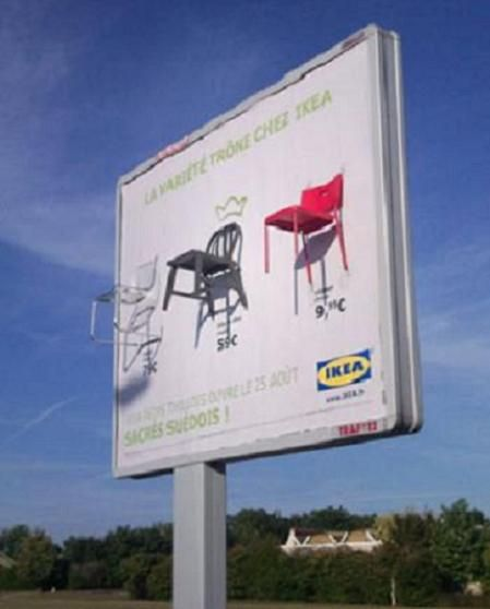 Outdoor Advertising So Creative It Blew The Socks Off Everyone Who
