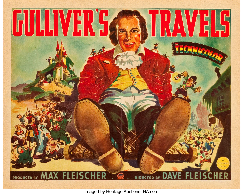 Gulliver's Travels (Paramount, 1939) Gulliver's travels