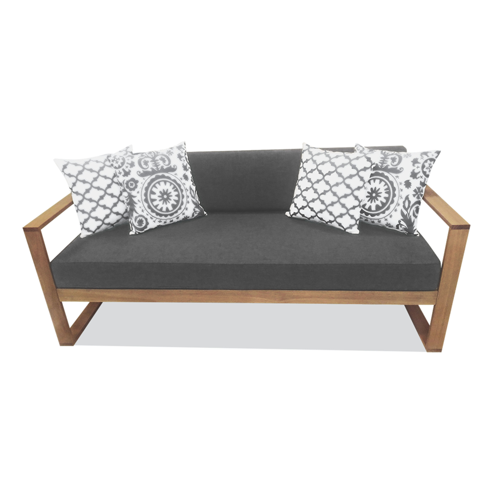 Outdoor Lounges Bunnings Find Mimosa Timber Avani Daybed At Bunnings Warehouse