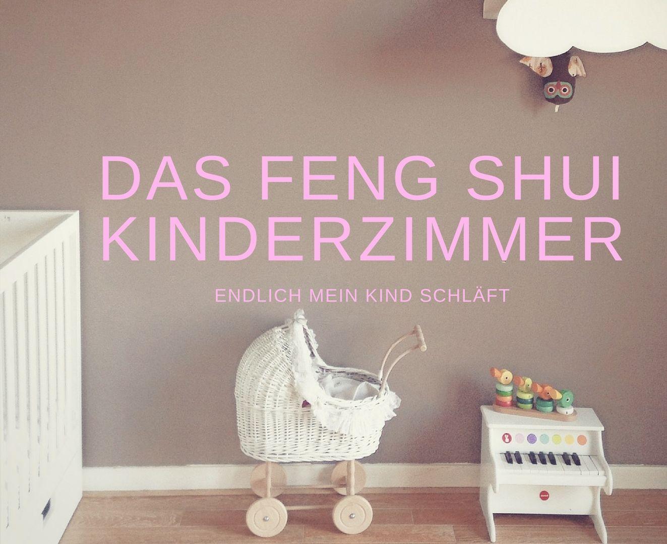 Feng Shui im Kinderzimmer hilft bei Schlafproblemen des