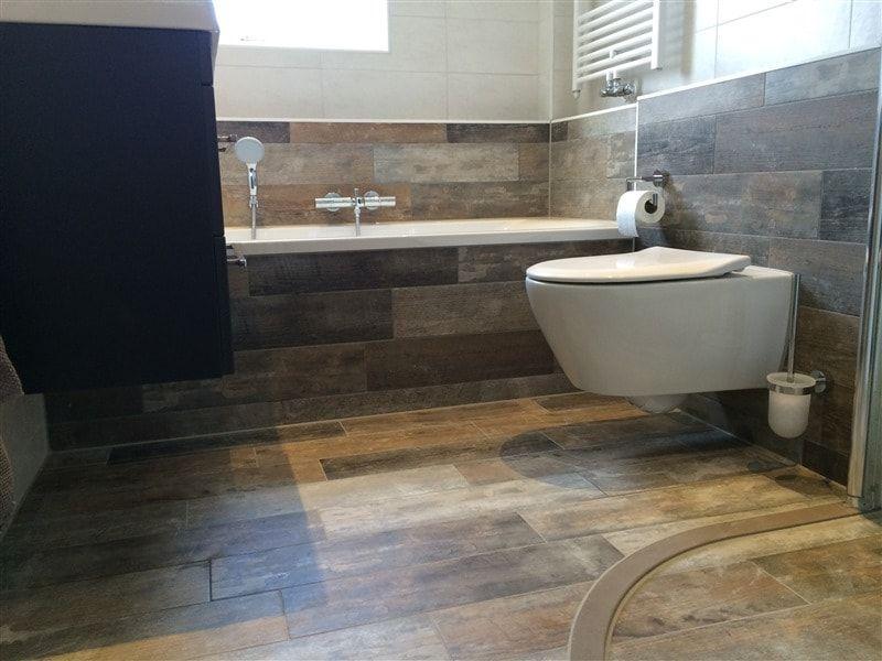 tegels met houtlook voor badkamer - google zoeken | badkamer, Badkamer