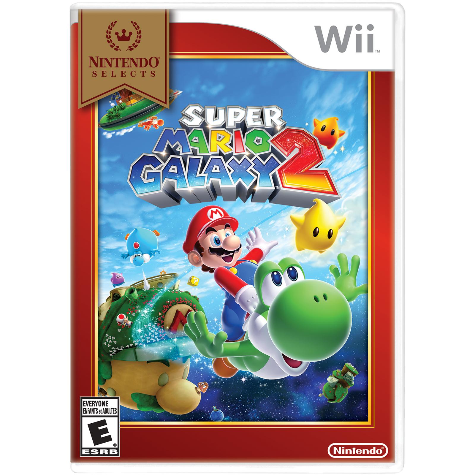 Super Mario Galaxy 2 - Nintendo Selects (Wii, 2010) (#112775499988 ...