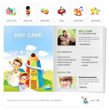 12 best images about Kids Center Website on Pinterest