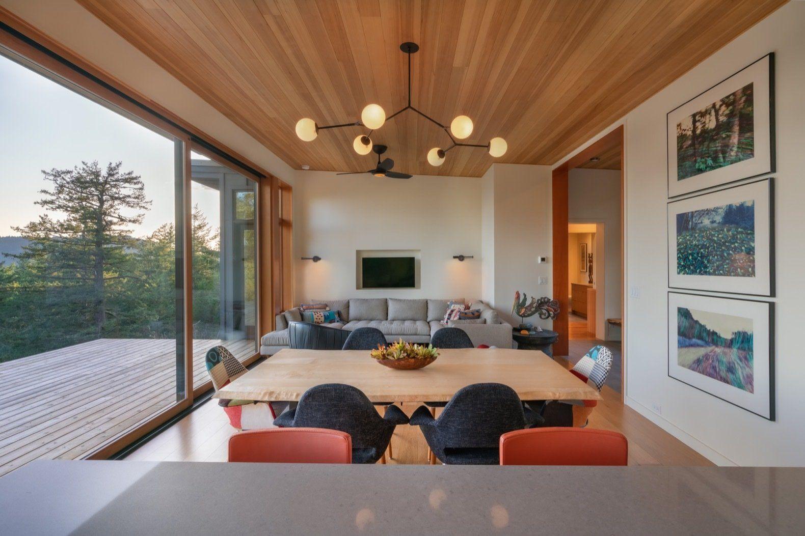 San Juan Islands Prefab By Method Homes In 2020 Prefab Homes Method Homes Small Modern Home