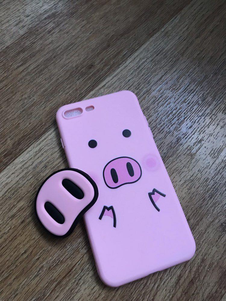 competitive price e5e62 cbfa3 Phone Case - Pig Cover iPhone X XS Max XR Case For iPhone 6 6s 7 8 ...