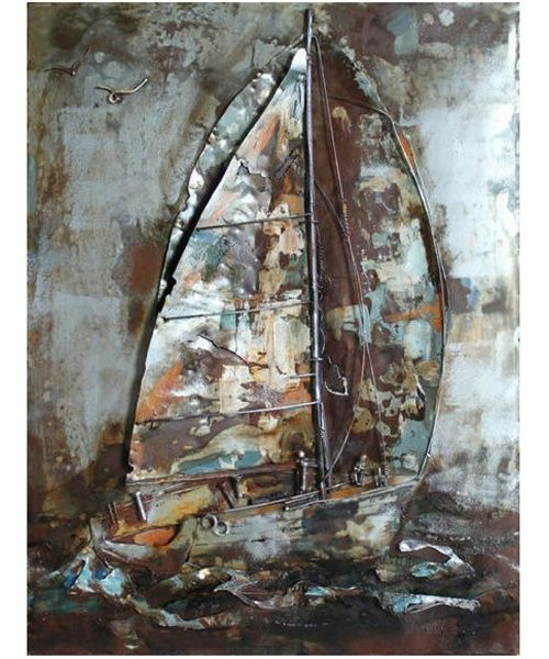 Sailors Way Wall Art