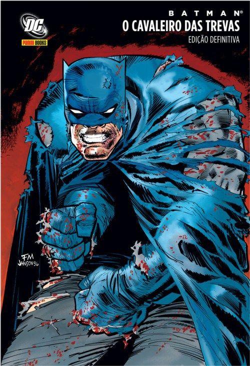 Melhores Quadrinhos Batman Cavaleiro Das Trevas Cavaleiro Das