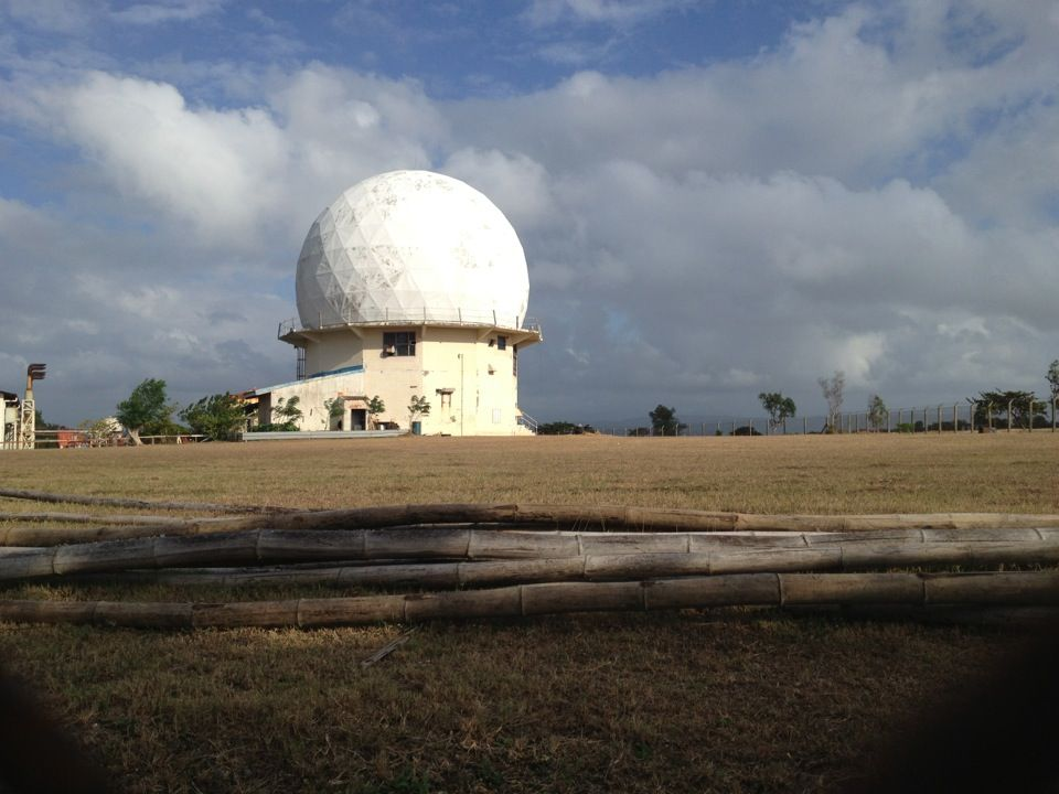 Wallace Air Station La Union Travel Air Force