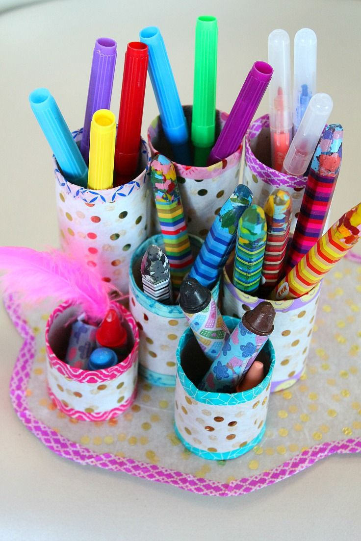 Crayon Recycling Projects