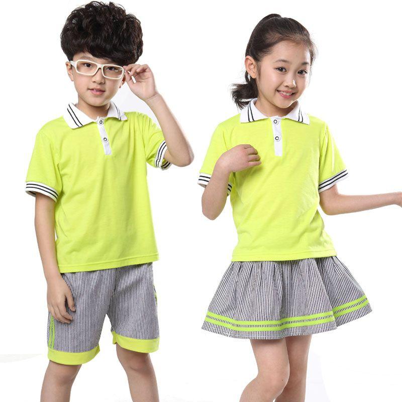 be1e2a42f9 Kindergarten Elementary School Uniform Chorus Performance Clothing School  Girl Uniform Japan Uniform