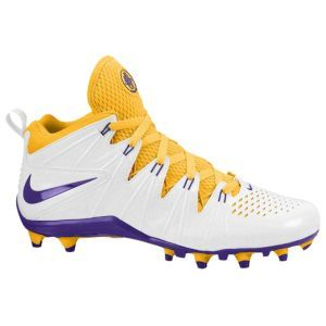nike huarache yellow and purple
