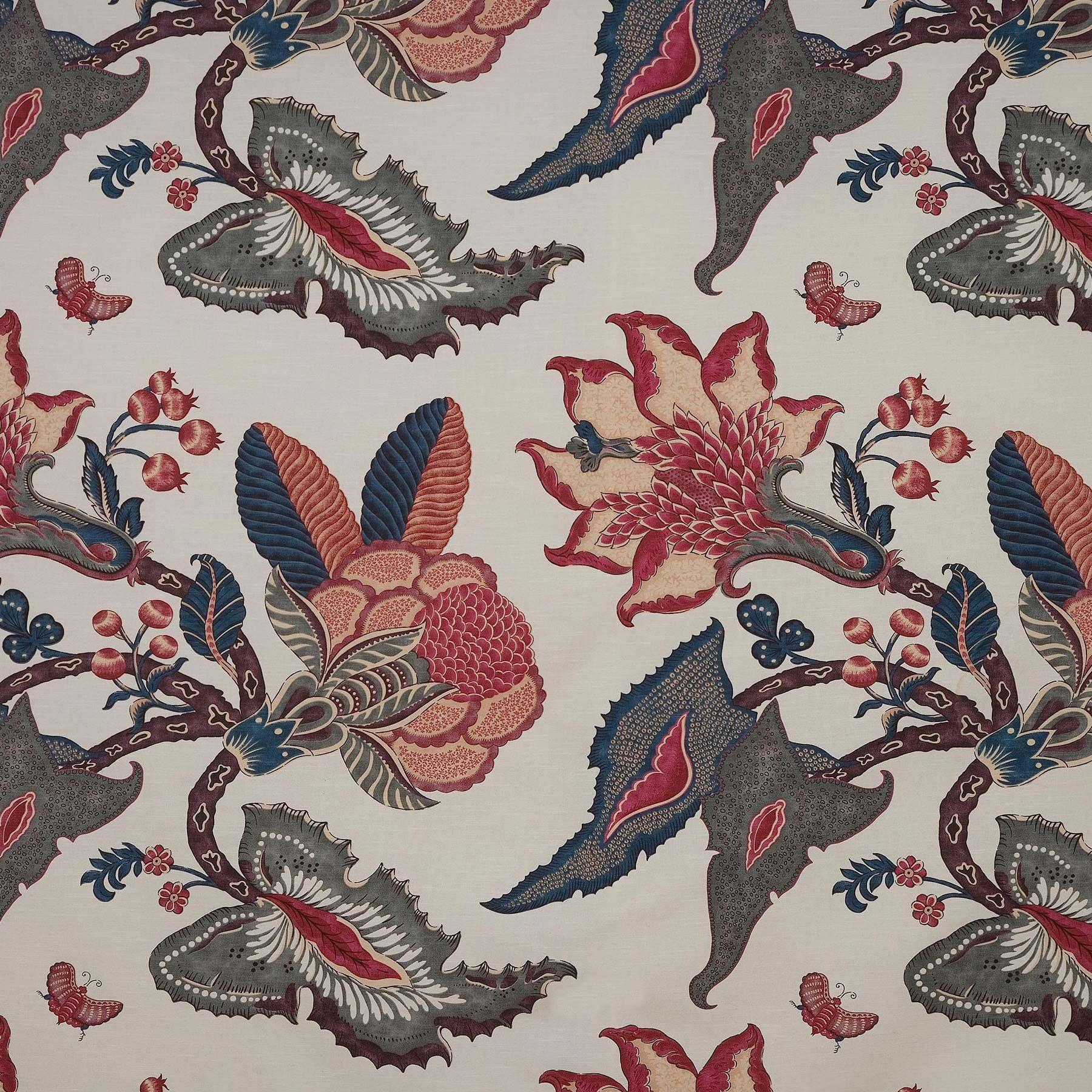 Telas papeles pintados butacas sof s sillas o puffs for Gaston y daniela telas