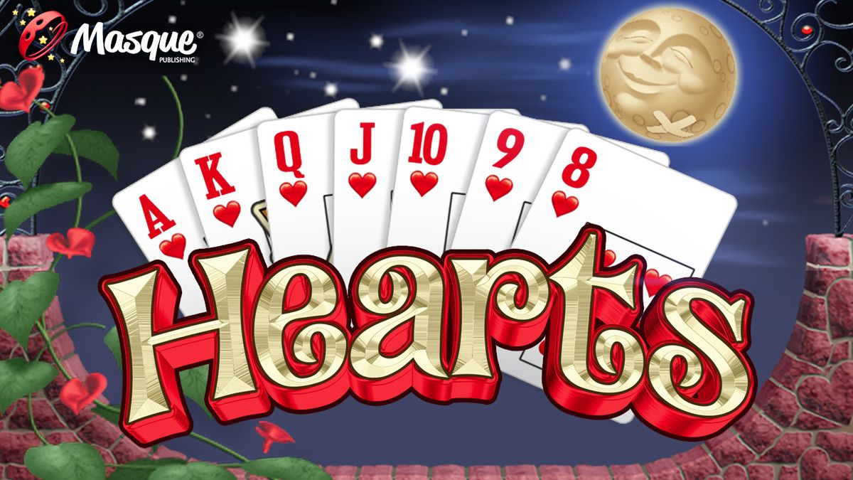 Free online hearts play free hearts card game play