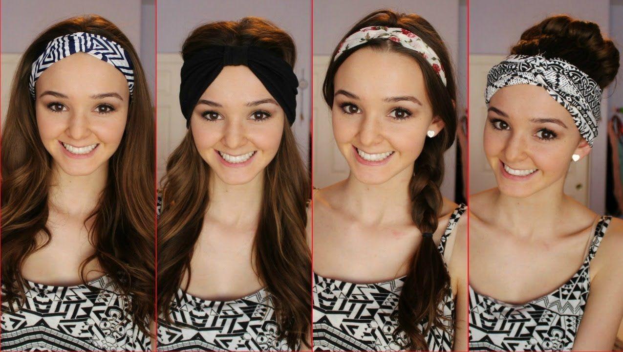 10+ Cute ways to wear a headband ideas in 2021